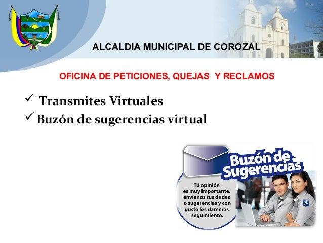 Plan anticorrupcion y de atencion al ciudadano corozal - Oficinas de atencion a la ciudadania linea madrid ...