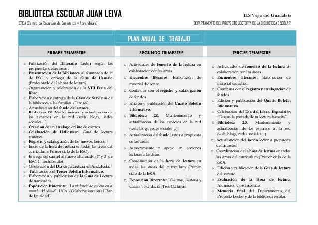 BIBLIOTECA ESCOLAR JUAN LEIVA                                                                                             ...