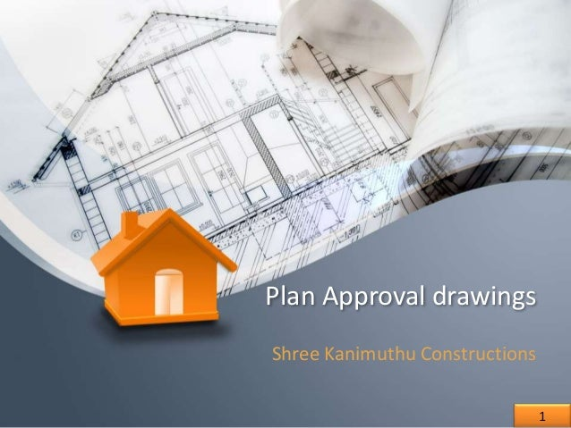 Plan Approval drawings Shree Kanimuthu Constructions 1