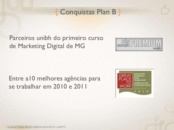 Plan b 2012 Slide 3