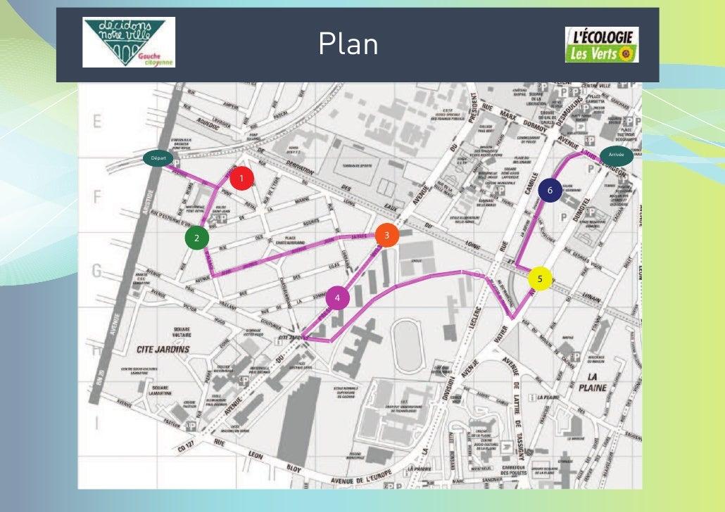 Plan                                       Arrivée Départ                 1                                 6             ...