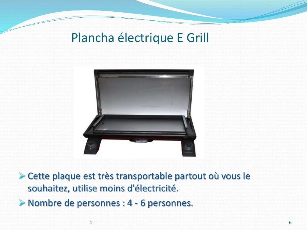 Barbecue & Co Feucherolles plancha électrique modèles barbecue & co