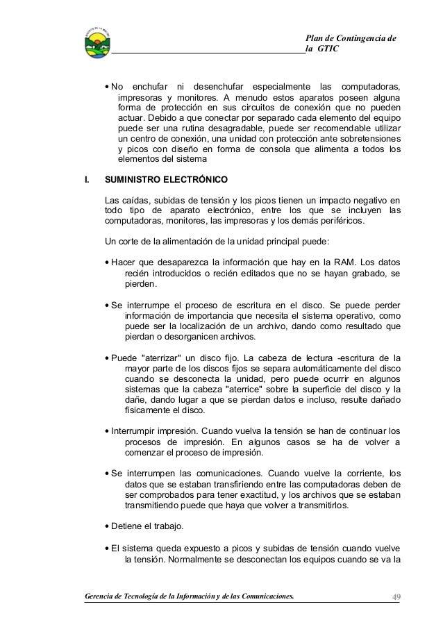 Plan contingencias version1