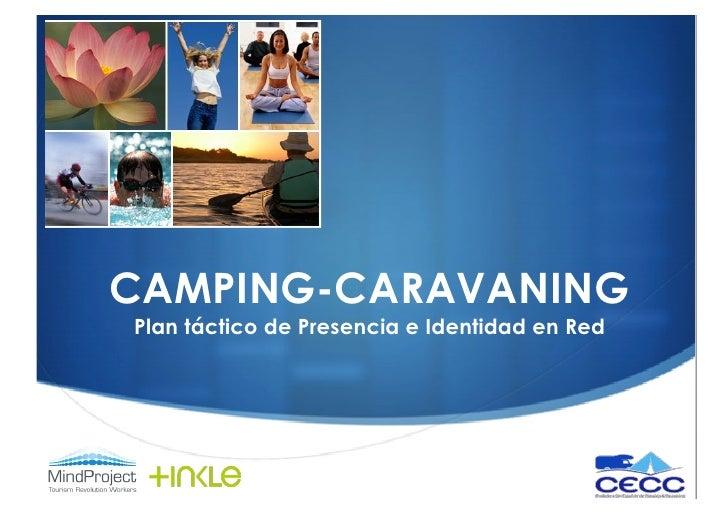 CAMPING-CARAVANINGPlan táctico de Presencia e Identidad en Red