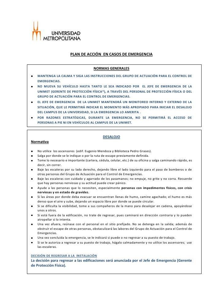 Plan de acción en casos de emergencia   rev. 2 (1)