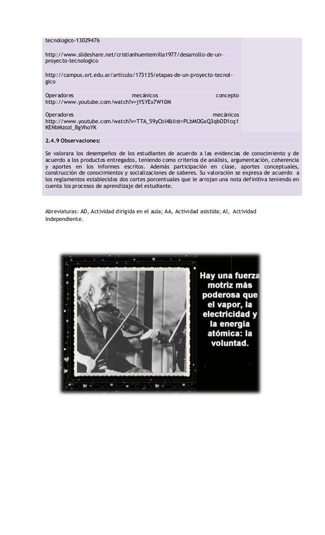 tecnologico-13029476 http://www.slideshare.net/cristianhuentemilla1977/desarrollo-de-unproyecto-tecnologico http://campus....