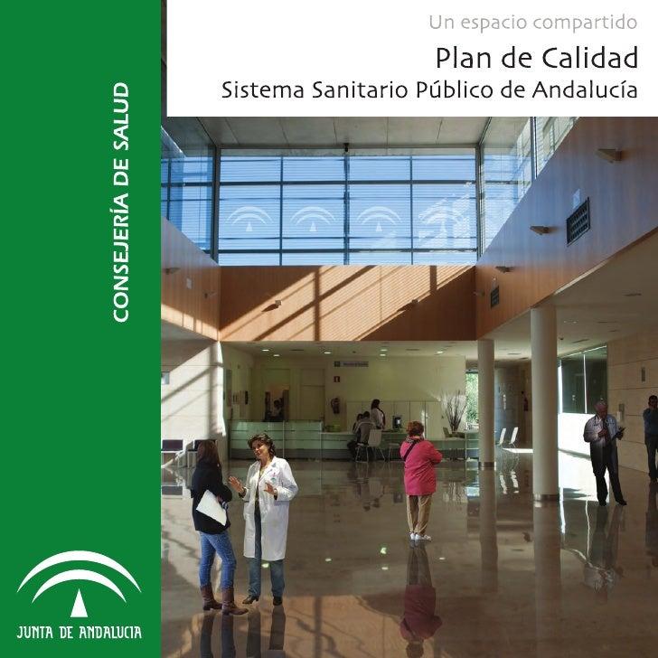 Plan de Calidad del SSPA 2010-2014