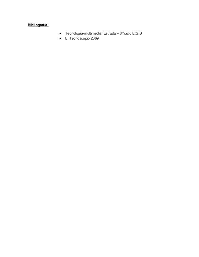 Plan de Clases  Slide 3