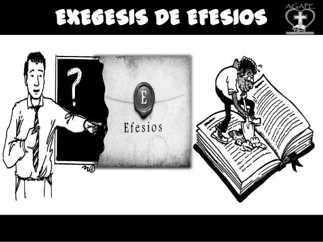 EXEGESIS DE EFESIOS