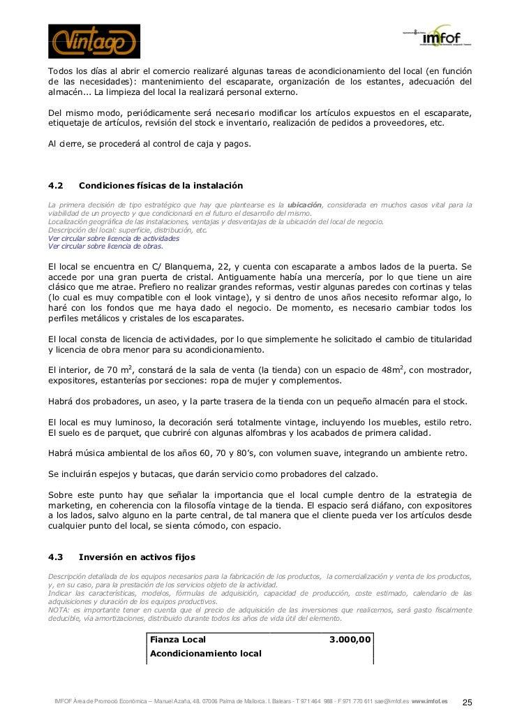 b0af8929b81c Plan de empresa demo palma vintage