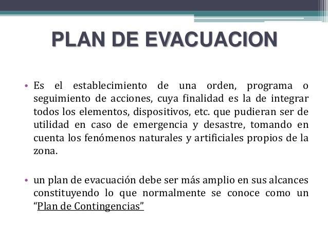 Plan de evacuaci n y el manejo de extintores - Como construir un tejado ...