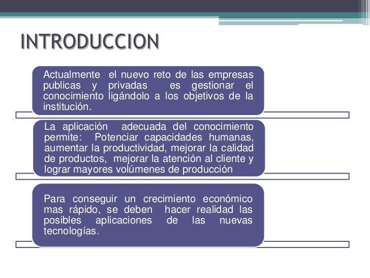 PLAN DE LA GESTIÓN DEL CONOCIMIENTO - INHLIP Slide 2