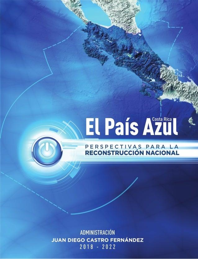 Plan de gobierno de Juan Diego Castro 2018 - PIN