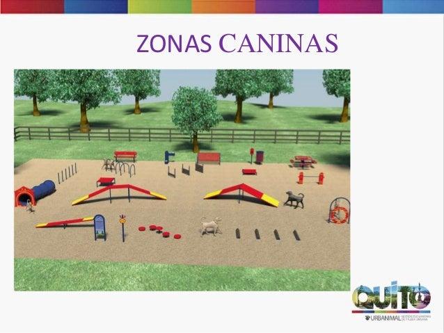 ZONAS CANINAS
