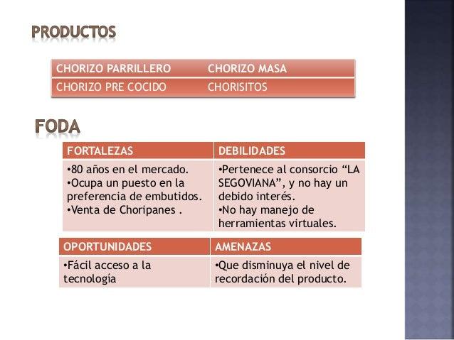*C. Ahumado *C. Parrillero. *C. Pre- cocido *c. de Rocoto *C. con Queso *C. con Orégano *C. con un toque de pisco *C. de c...