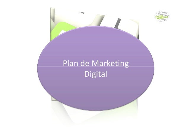 Plan de MarketingPlan de Marketing Digital