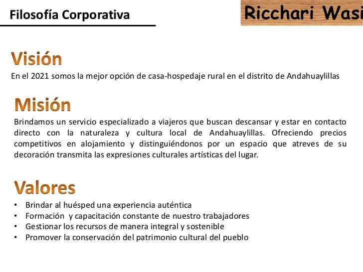 Plan de marketing para casa hospedaje rural Slide 2