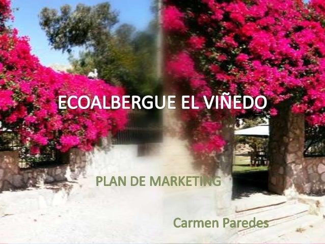 """Ecoalbergue """"El Viñedo"""":Albergue ecológico que integra el descanso yrelajación con la interacción con el ambiente         ..."""