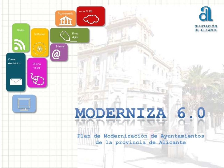 en la NUBE                             Ayuntamiento        Redes                 Software               Firma             ...