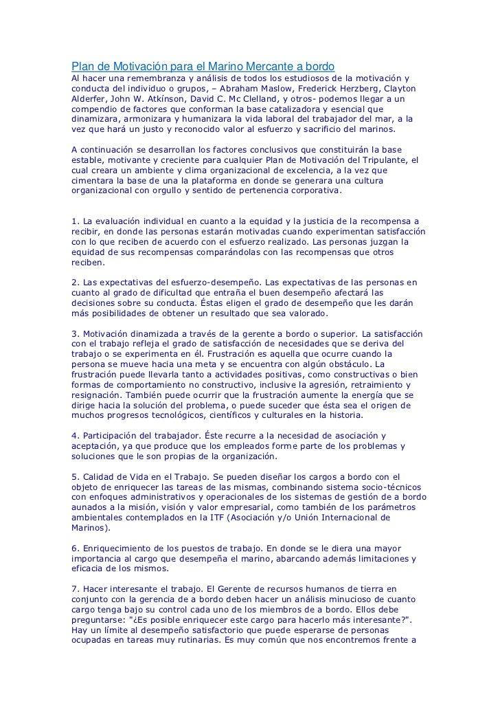 """HYPERLINK """"http://marinosmercantesdemexico.blogspot.com/2008/03/plan-de-motivacin-para-el-marino.html"""" Plan de Motivación..."""