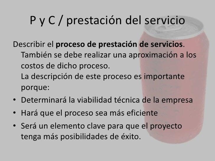 PRODUCCION Y CALIDAD<br />Aquí se deben determinar aspectos tan importantes en el negocio como:<br />Definircómo se debe ...