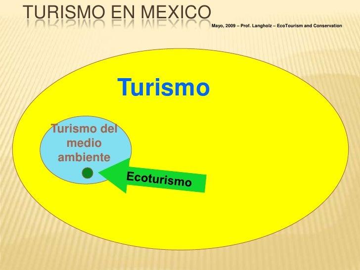 Turismo es el tercer asalariado de divisas