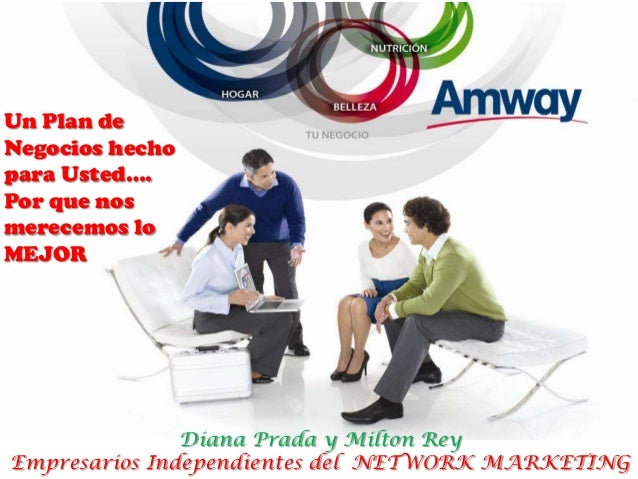 amway business plan presentation ppt