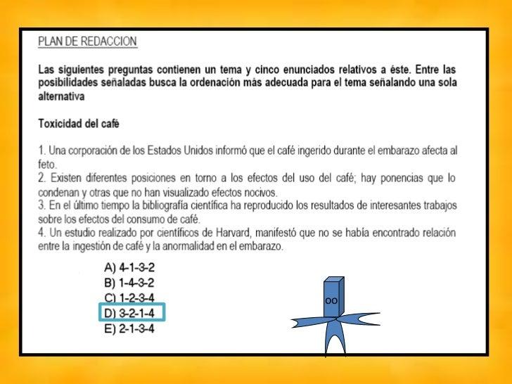 ORDEN DEDUCTIVO. (Planteamiento de un problema -Soluciones                 y/o recomendaciones)                        oo4...