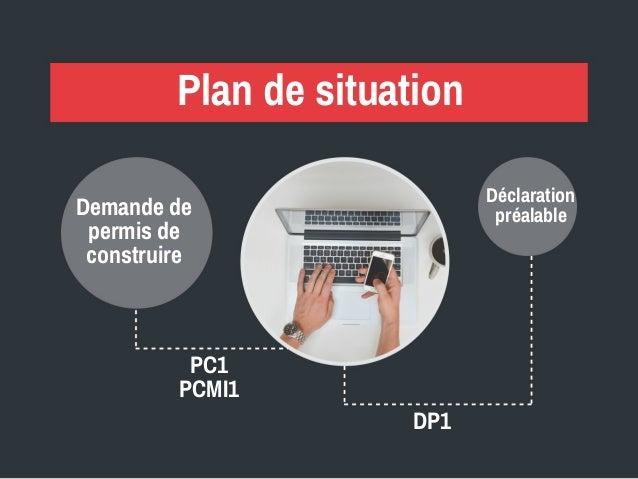 Plan De Situation Permis De Construire Pcmi1