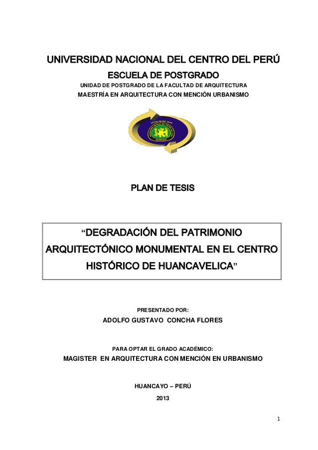 Degradaci n del patrimonio arquitect nico monumental en el for Maestria en interiorismo arquitectonico