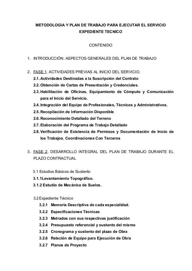Plan de trabajo colegio huanuco final for Memoria descriptiva de un colegio