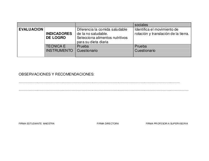 """Plan de trabajo simultaneo №461.- DATOS INFORMATIVOS     1.1    INSTITUCION DE PRACTICA: Escuela """"Rubén Ulpiano Fuertes""""  ..."""