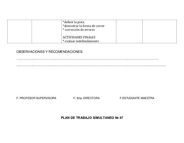 "1. DATOS INFORMATIVOS:1.1INSTITUCION DE PRÁCTICA DOCENTE: ESCUELA ""MONSEÑOR RUBÉN ULPIANO FUERTES. ""1.2 ESTUDIANTE MAESTRA..."