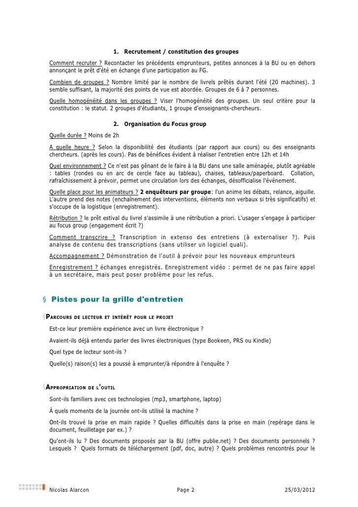 Document préparatoire à l'évaluation du projet Livrel à la Bibliothèque universitaire d'Angers Slide 2