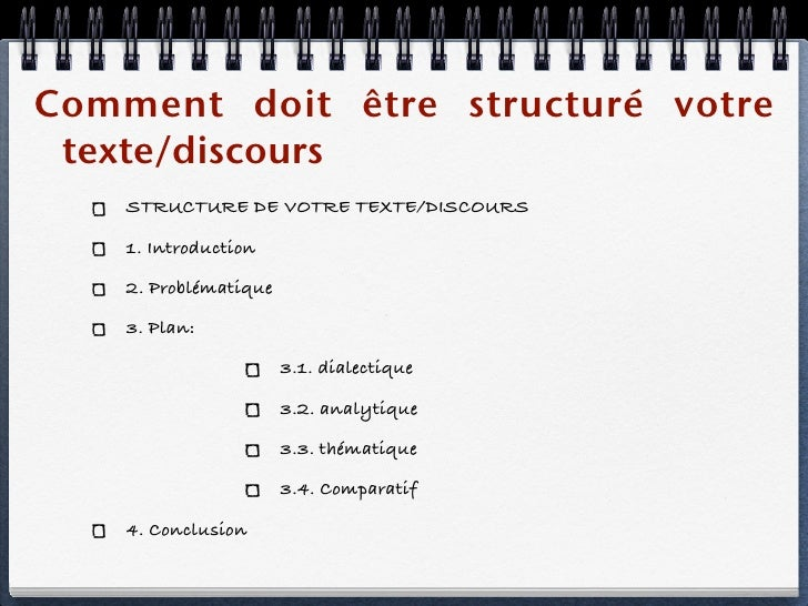 Dissertation plan dialectique synthese