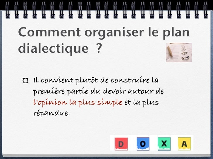 comment faire dissertation plan dialectique Student essays for college comment faire dissertation avec plan dialectique dissertation on bank writing about best friend.