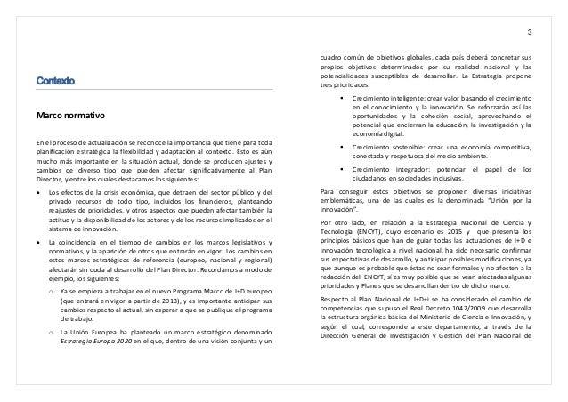 3 Contexto Marco normativo En el proceso de actualización se reconoce la importancia que tiene para toda planificación est...