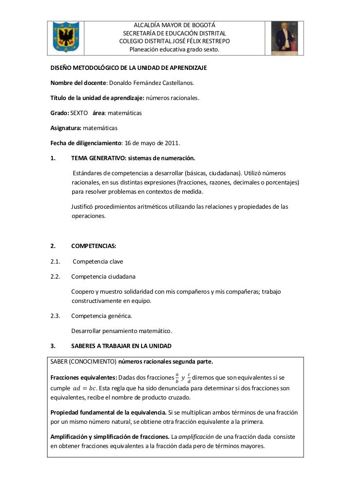 ALCALDÍA MAYOR DE BOGOTÁ                           SECRETARÍA DE EDUCACIÓN DISTRITAL                          COLEGIO DIST...