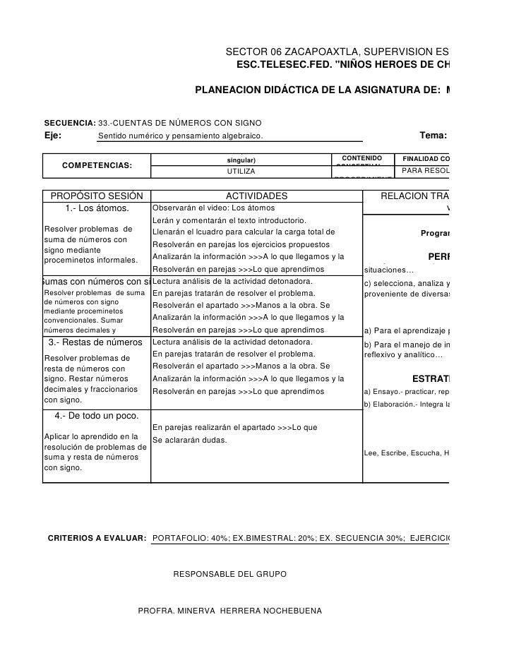 "SECTOR 06 ZACAPOAXTLA, SUPERVISION ESCOLAR 018 CU                                                       ESC.TELESEC.FED. ""..."