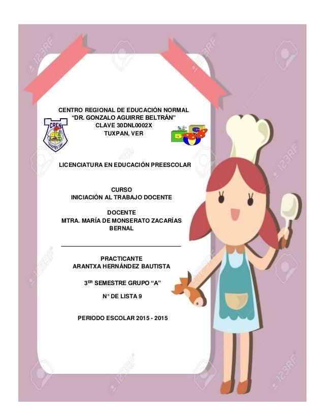 """Planeación de preescolar """"Pequeño chef"""" Slide 2"""