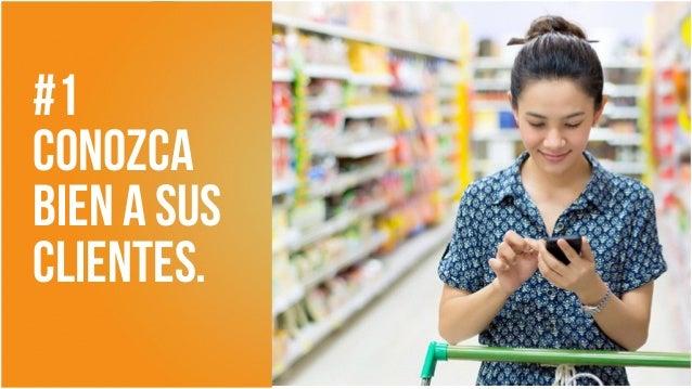 El consumidor de hoy quiere que las marcas le faciliten sus decisiones de compra.  Los consumidores están siempre conectad...