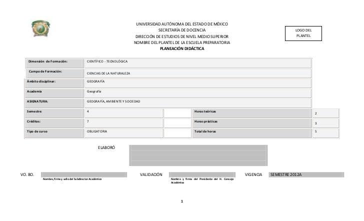 UNIVERSIDAD AUTÓNOMA DEL ESTADO DE MÉXICO                                                                                 ...