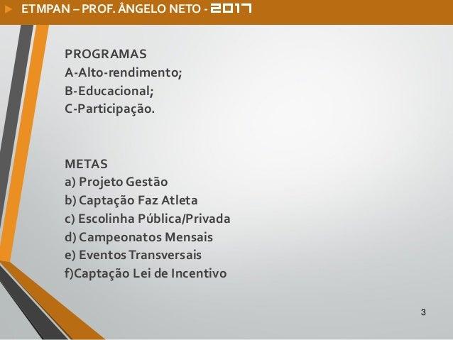 Planejamento aabb-etmpan-ctb-2017 Slide 3