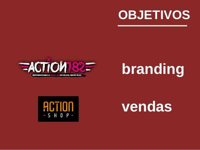 OBJETIVOS branding vendas