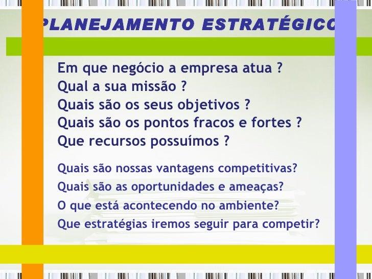 Planejamento Estratégico de Relações Públicas Slide 2