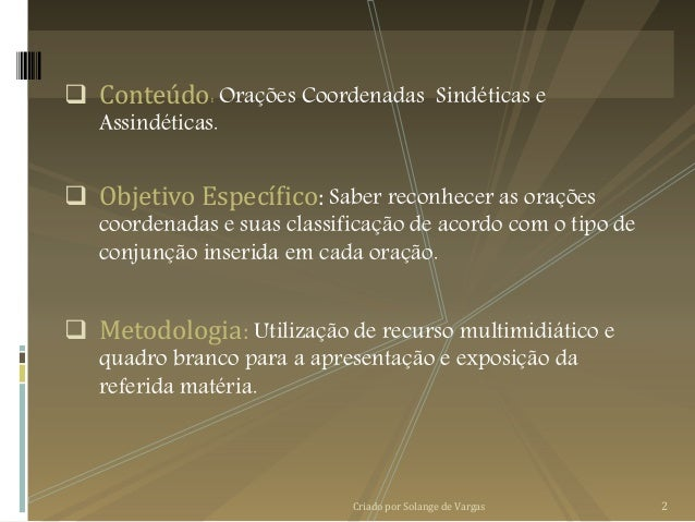 Planejamento de aula de língua portuguesa