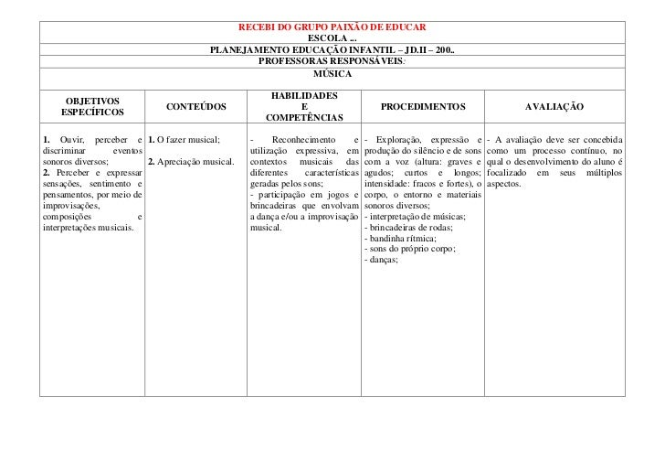 RECEBI DO GRUPO PAIXÃO DE EDUCAR                                                          ESCOLA ...                      ...