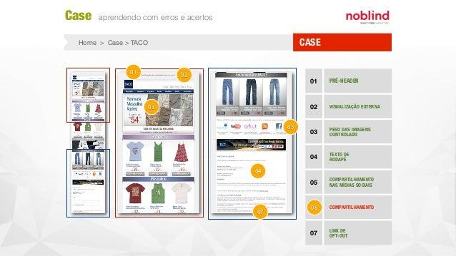 CASEHome > Case > TACO Case aprendendo com erros e acertos 01 PRÉ-HEADER 02 VISUALIZAÇÃO EXTERNA 03 PESO DAS IMAGENS CONTR...