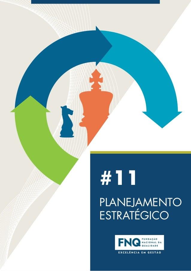 #11 PLANEJAMENTO ESTRATÉGICO