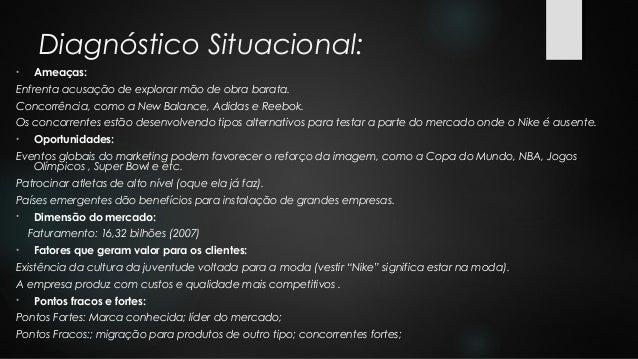 Planejamento Estratégico - Nike Slide 3